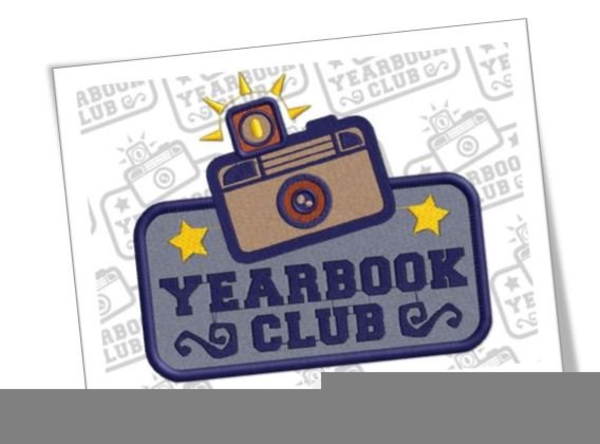 Yearbook Club Clipart.