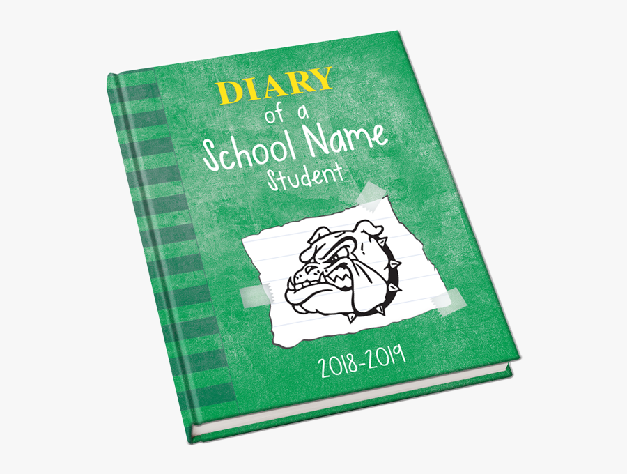 Transparent Diary Of A Wimpy Kid Clipart.