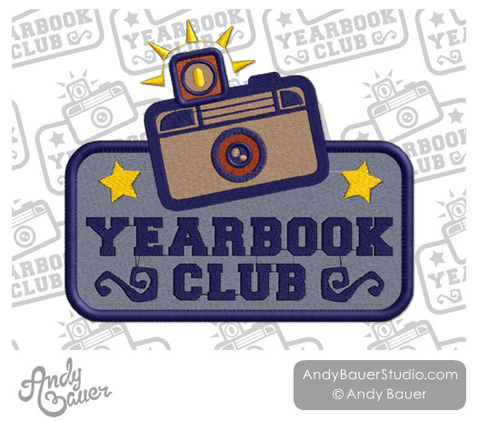 558 Yearbook free clipart.