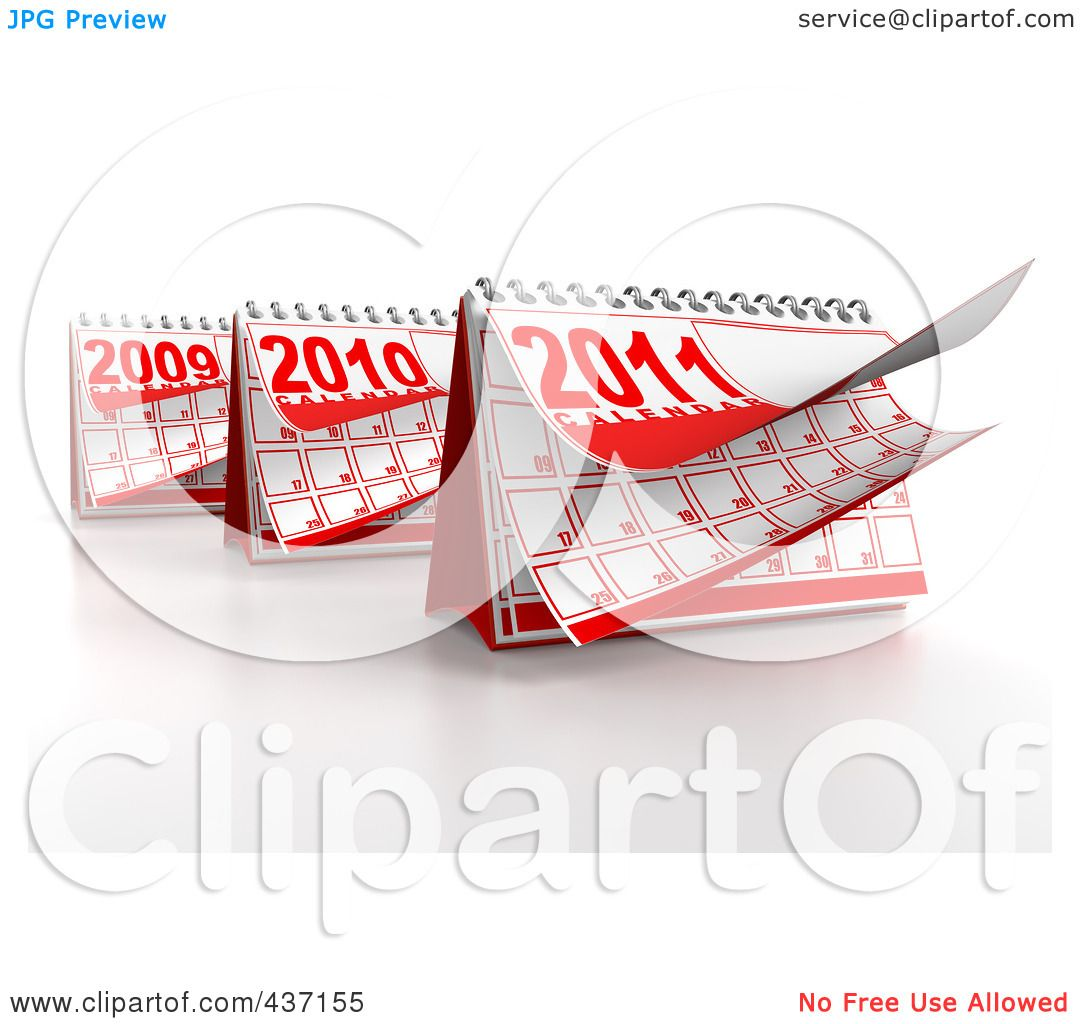 Yearly Clipart.