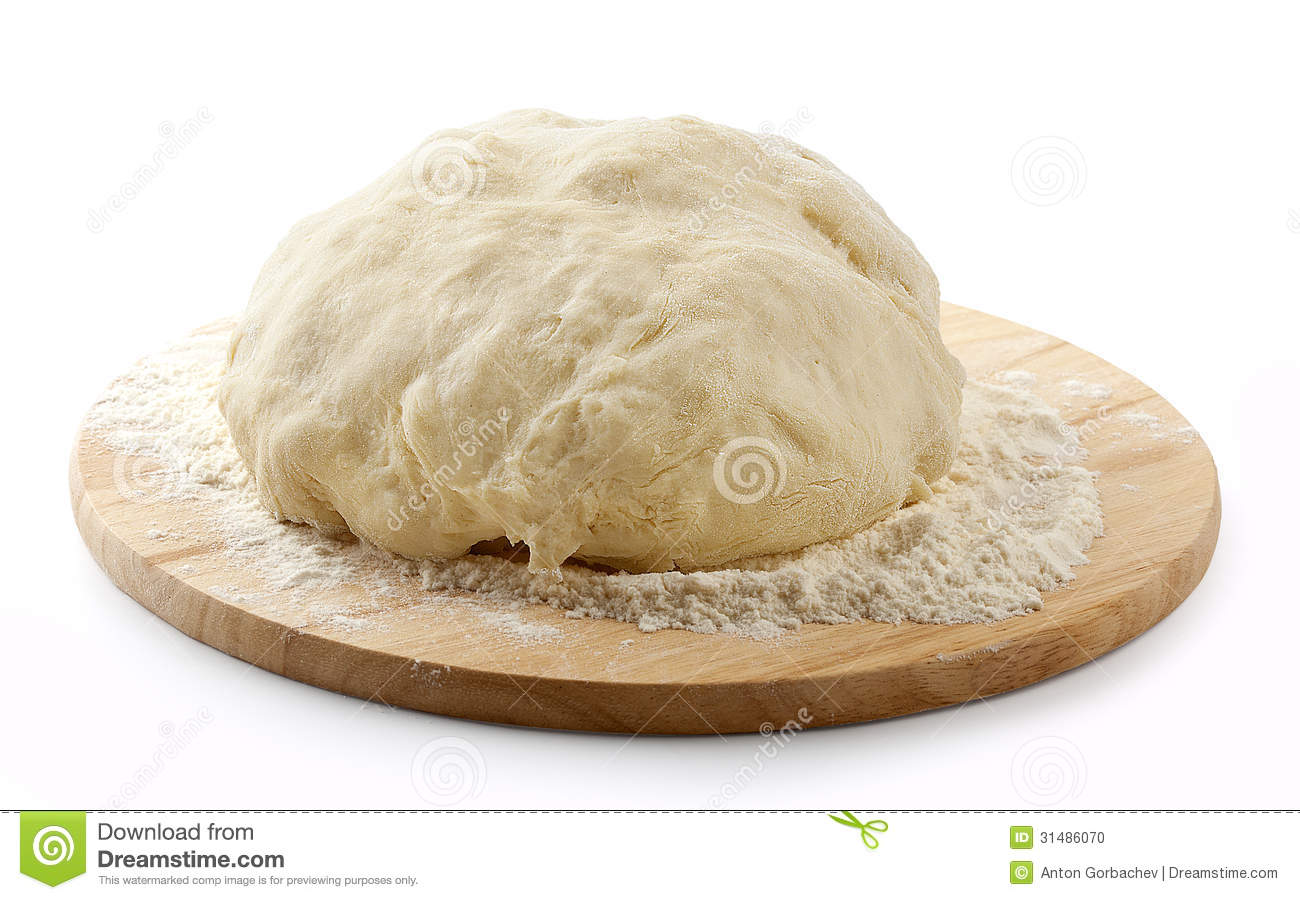 Yeast Dough Royalty Free Stock Images.