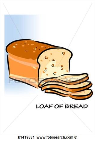 Clip Art Yeast Bread Clipart.