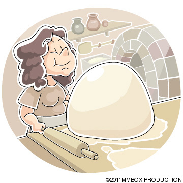 Yeast Clipart.