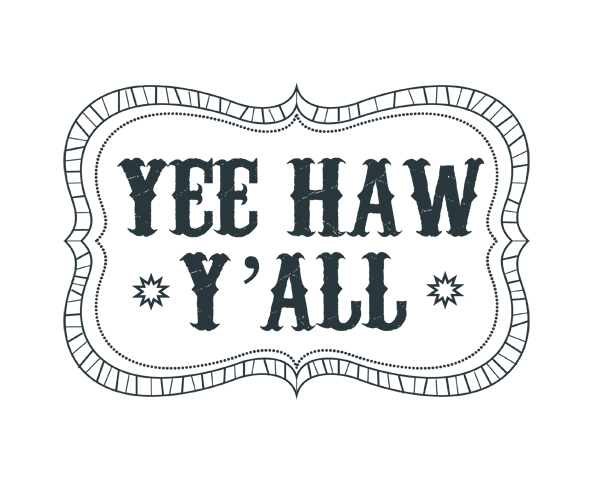 Yeehaw clipart 2 » Clipart Station.