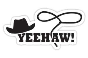 Yeehaw clipart clipart images gallery for free download.