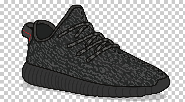 Adidas Yeezy Sneakers Drawing Shoe Sticker, yeezy PNG.