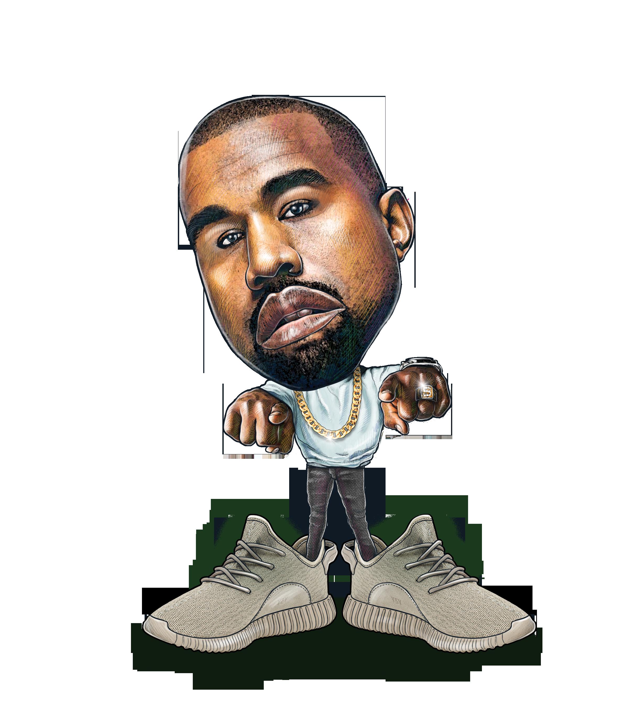 Kanye West Saint Pablo Yeezus Willamette Week Artist.
