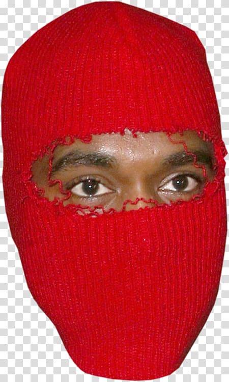 Yeezus Face Emoticon Head, Kanye West transparent background.