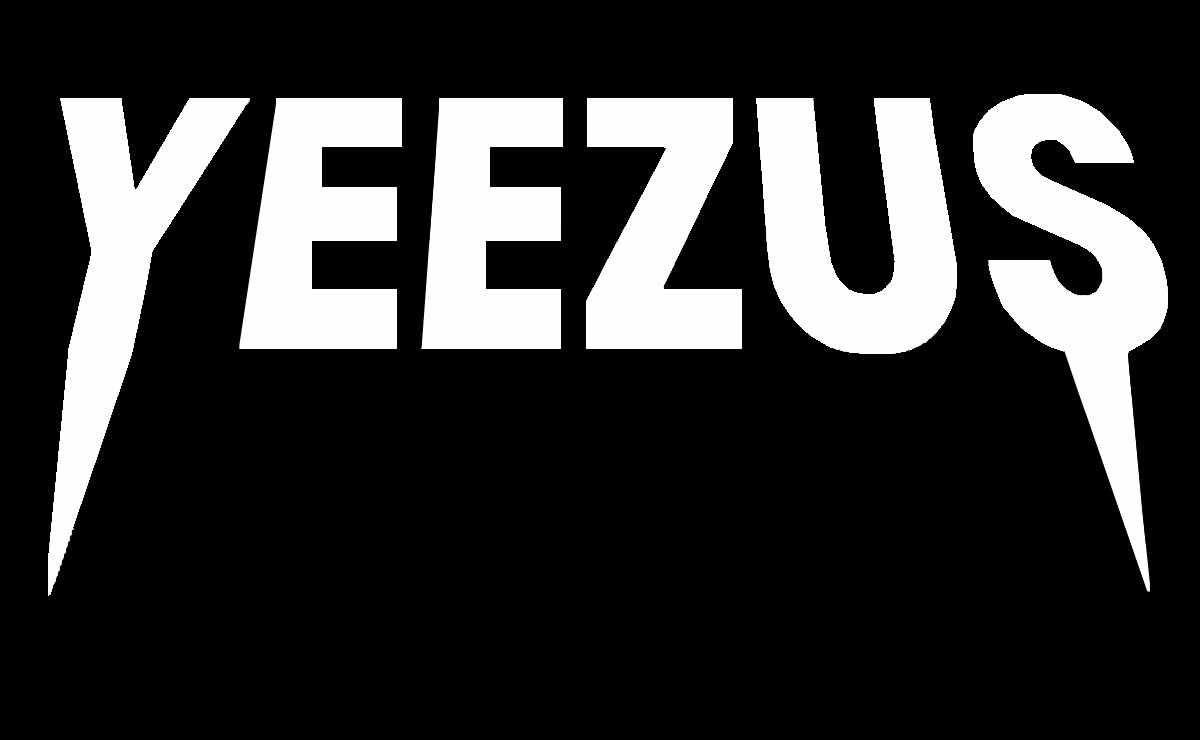 """Yeezus"""" logo …."""