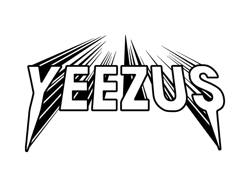 Yeezus Zoom by Original Limited on Dribbble.