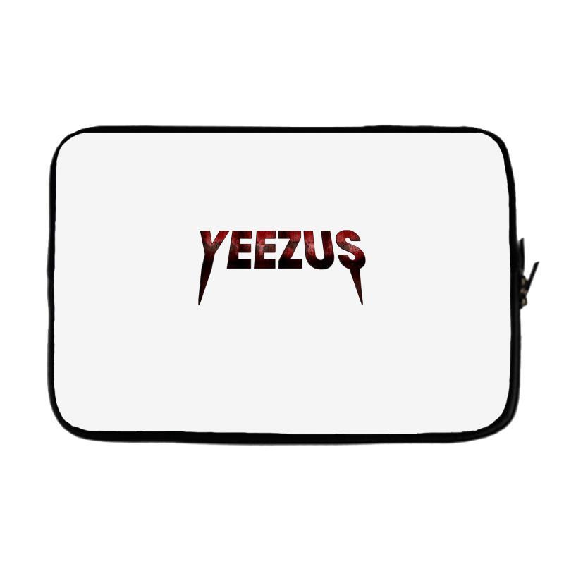 Yeezus Logo Laptop Sleeve. By Artistshot.