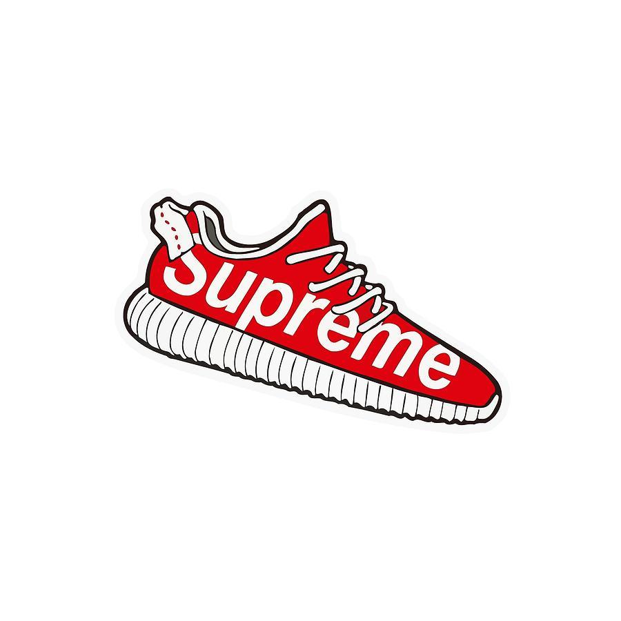 Supreme Yeezy Boost V2.