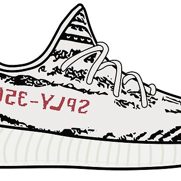 Yeezy zebra clipart clipart images gallery for free download.