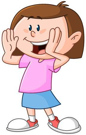 Girl yelling clipart 5 » Clipart Portal.