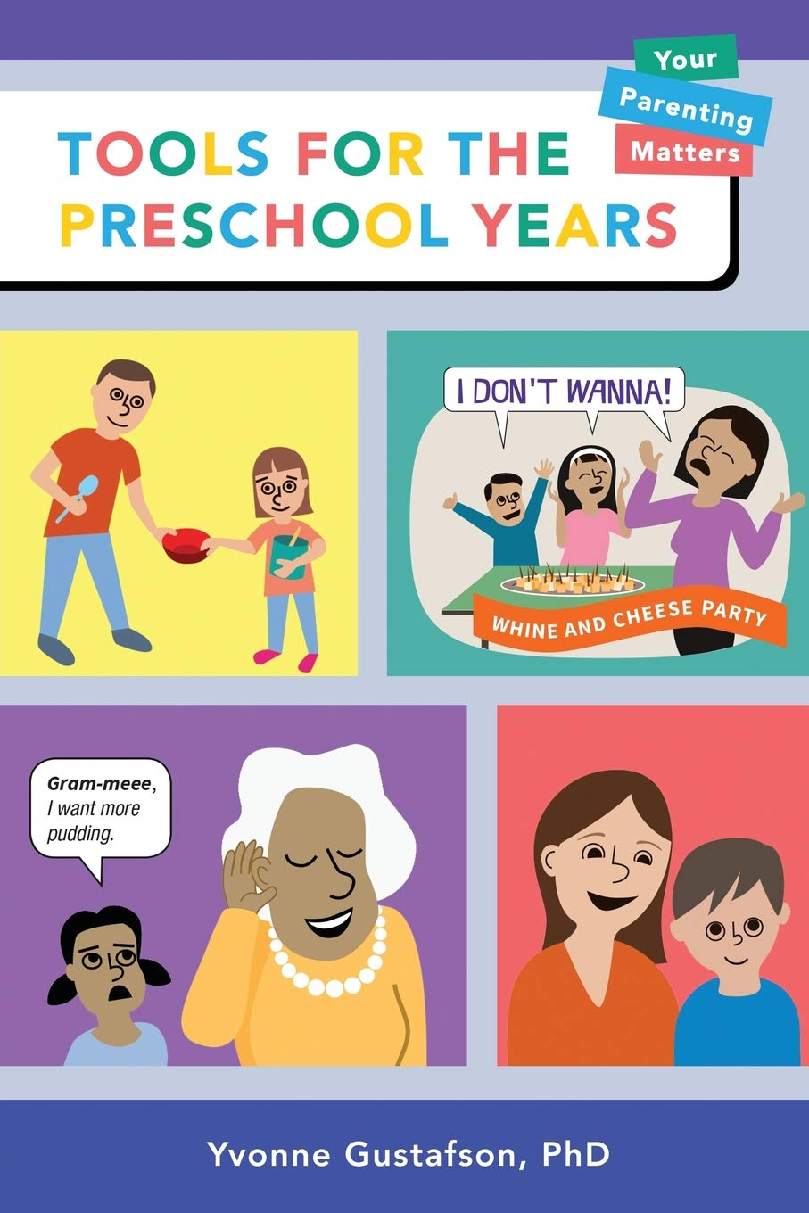 Tools for the Preschool Years: Support for Time.