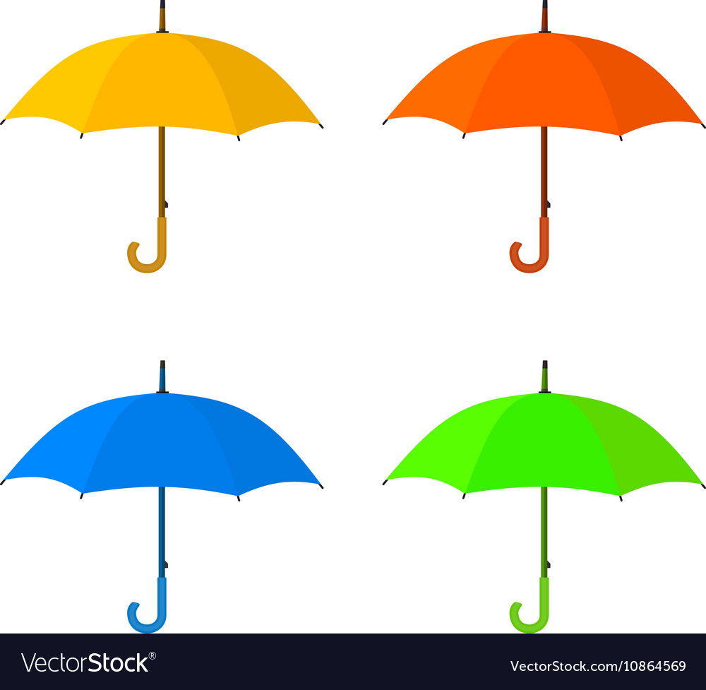 yellow and green umbrella clipart 10 free Cliparts ...