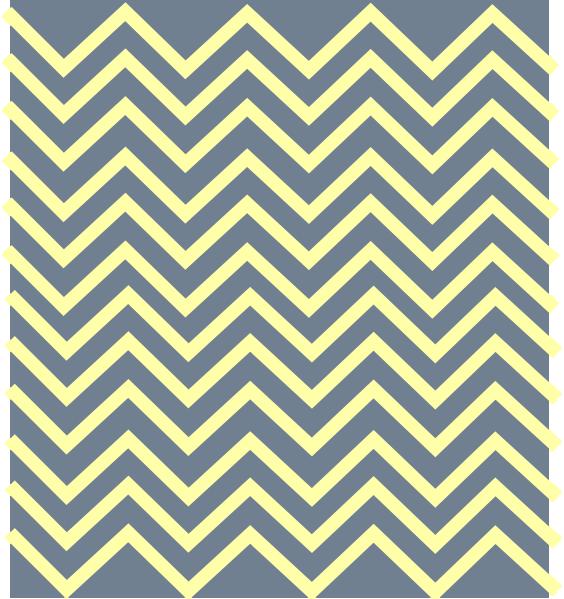 Blue Gray Yellow Chevron Clip Art at Clker.com.