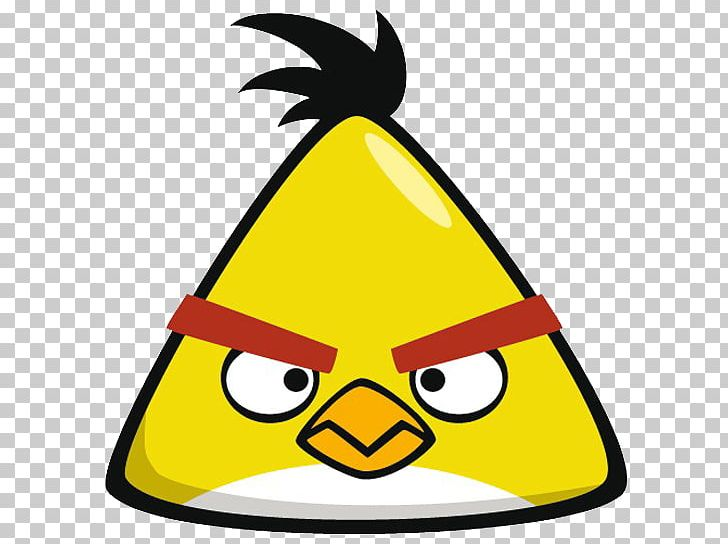 Angry Birds Yellow Desktop PNG, Clipart, Angry Bird, Angry Bird.