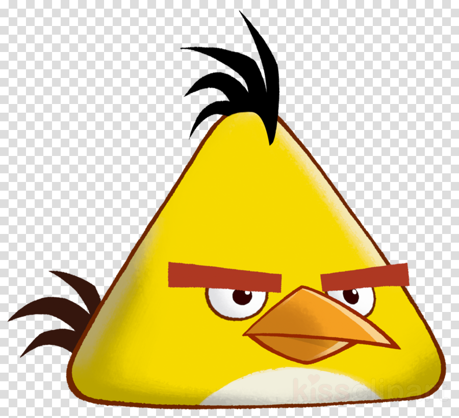 Download angry birds space yellow bird clipart Angry Birds Space.