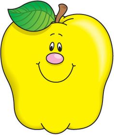 16598 Apple free clipart.