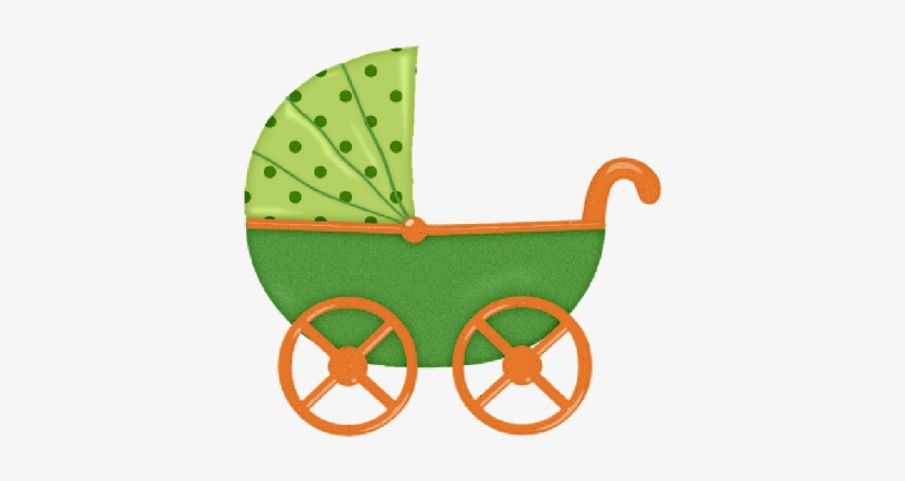 Simple Cinderella Clip Art Yellow Baby Carriage Clipart.