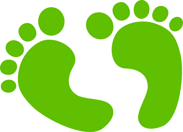 Free Colored Footprints Cliparts, Download Free Clip Art.