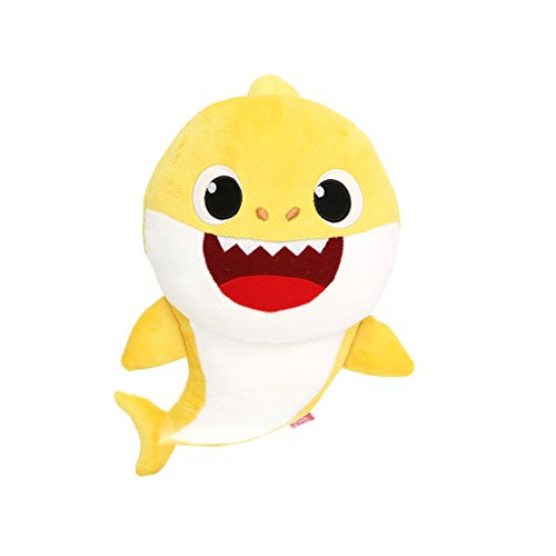 Pinkfong Baby Shark Official Singing Plush in 2019.