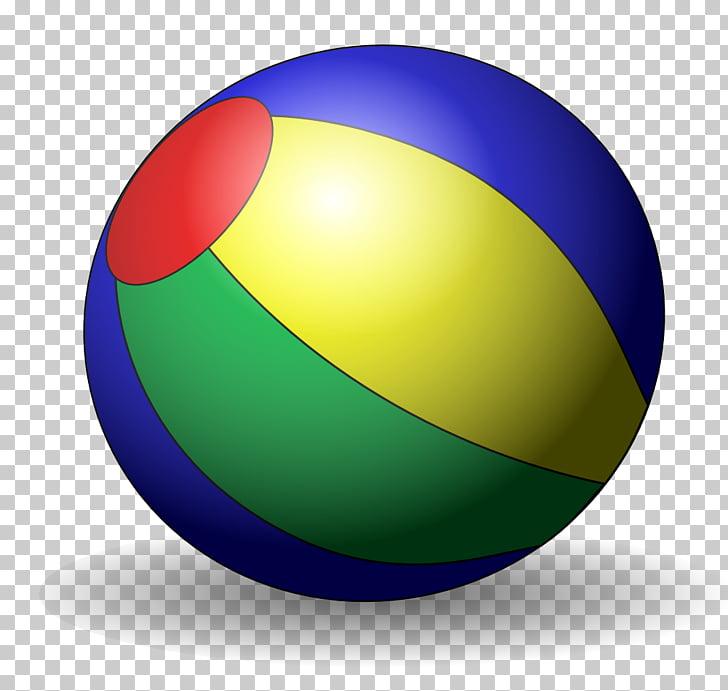 Beach ball , Beachball s PNG clipart.