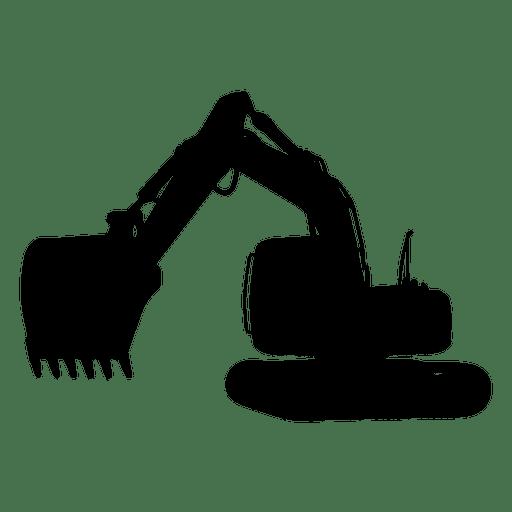 Excavator Heavy Machinery Architectural engineering.