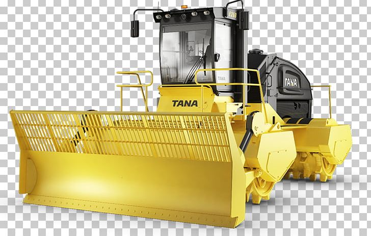 Compactor Landfill Waste Compaction Machine PNG, Clipart.