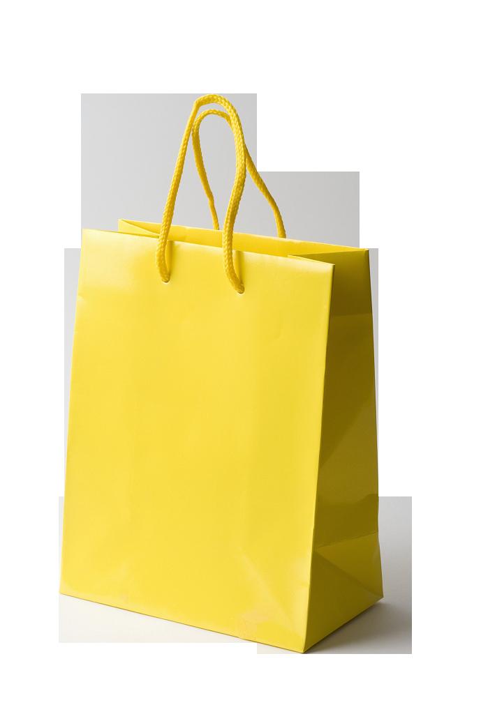 Reusable shopping bag Paper.