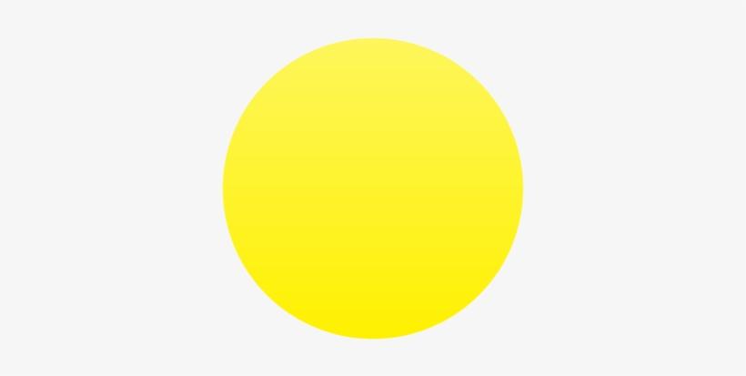 The Ball Yellow.