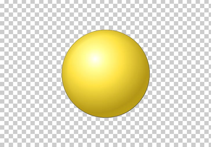 Yellow Computer Icons Ball PNG, Clipart, 3d Computer Graphics, Ball.