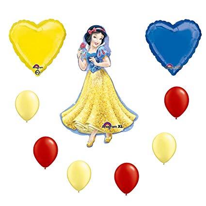 Amazon.com: Disney Princess Snow White Balloon Bouquet: Toys.