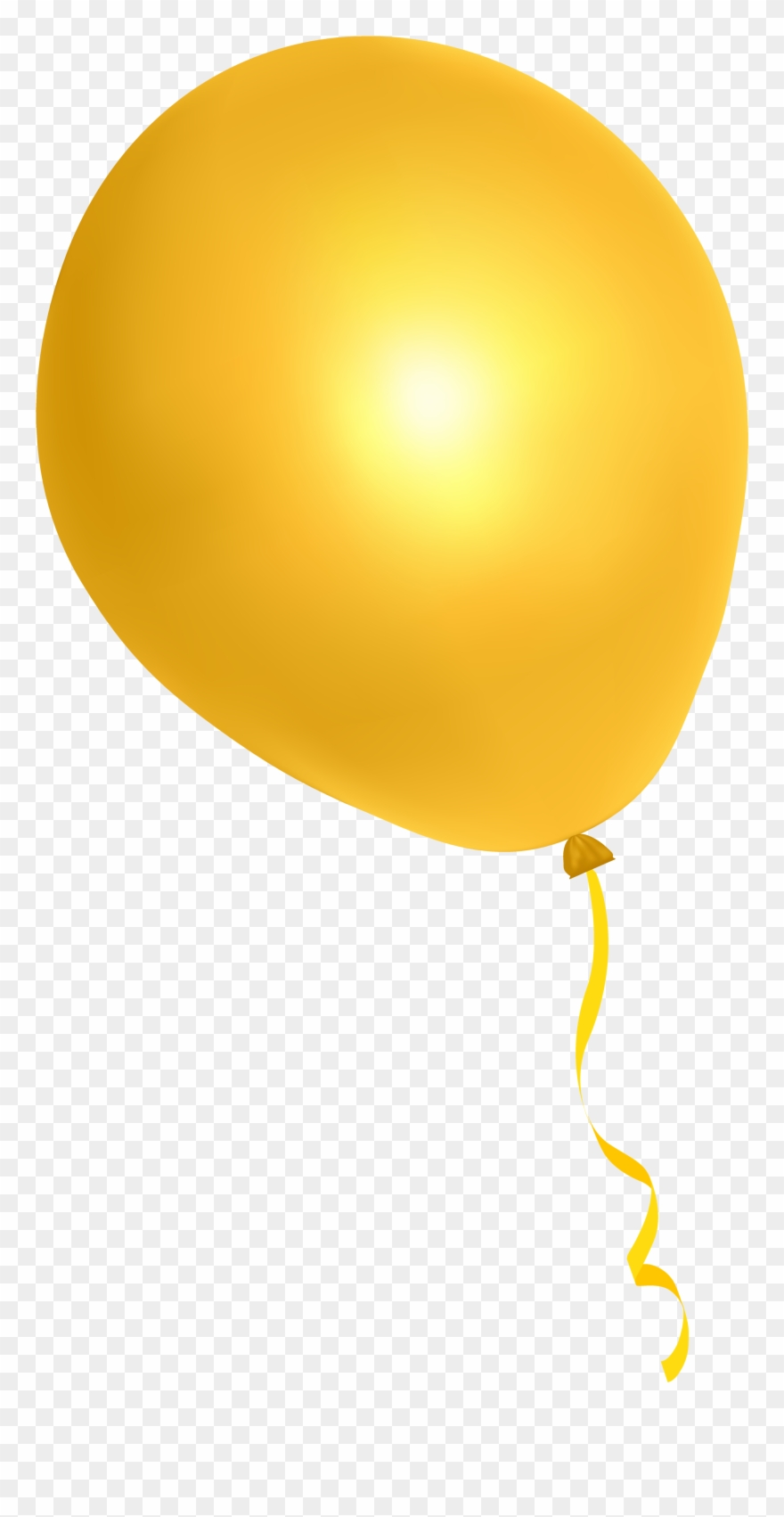 Yellow Balloons Png Www Imgkid Com The Image Kid Has.