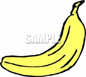 Yellow Banana.