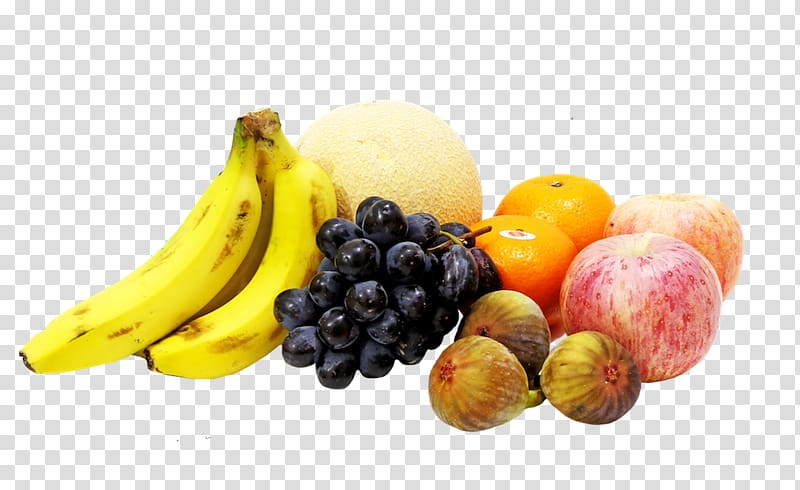 Vegetarian cuisine Food Fruit Banana, fruits basket.