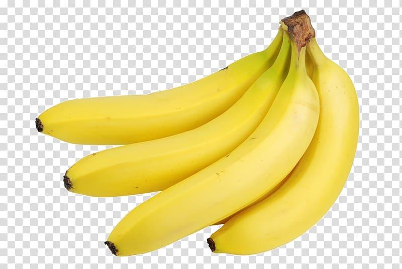 Banana leaf Cooking banana, A banana transparent background.