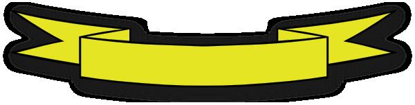 Yellow Banner Clip Art at Clker.com.