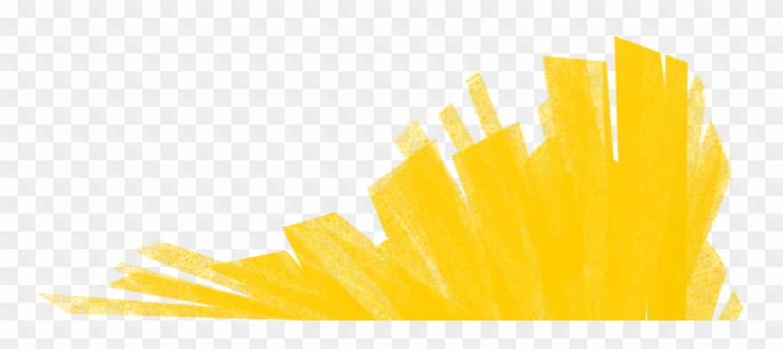 Yellow Banner Png Download Image.