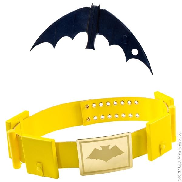 Batman Belt Clipart.