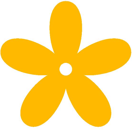 Awesome Blossom Clip Art.