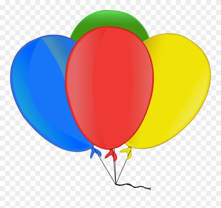 Clipart Bal U00f5es Coloridos Birthday Clip Art Microsoft.