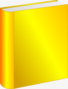 Yellow book clipart 2 » Clipart Station.