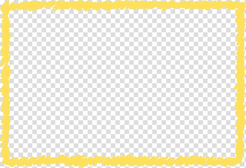 Yellow frame , Graffiti , Yellow graffiti border transparent.