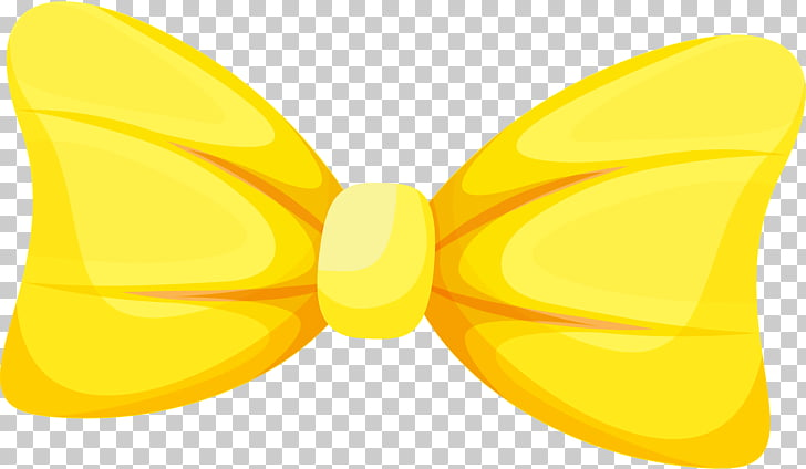 Monarch butterfly Yellow, Little fresh yellow bow tie.