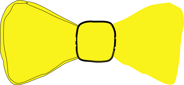 Bow Tie clipart.
