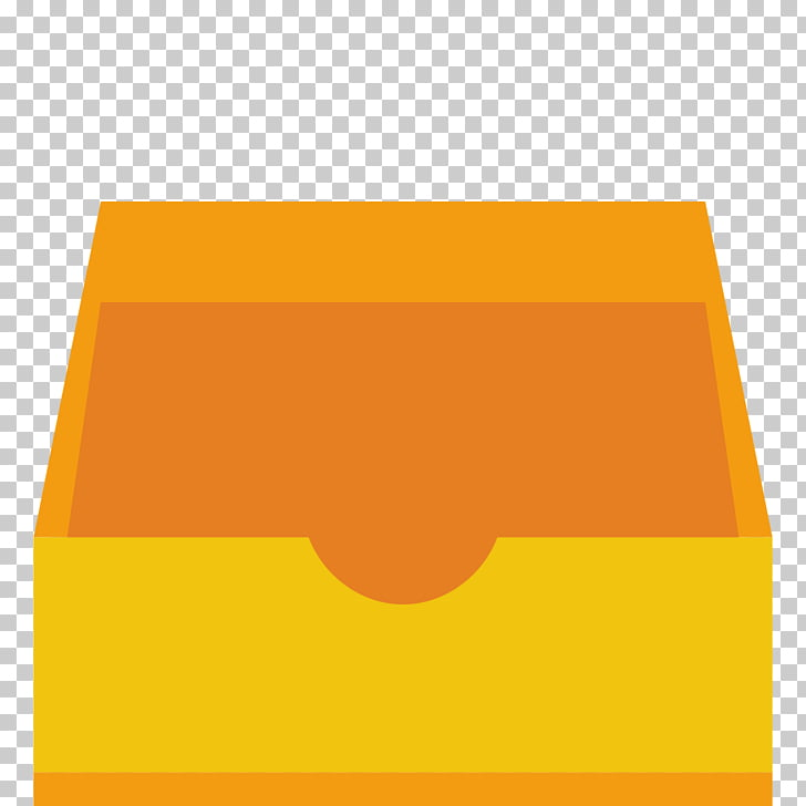 Angle brand material yellow, Box, orange drawer PNG clipart.