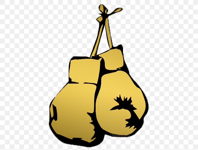 Boxing Glove Golden Gloves Clip Art, PNG, 443x623px, Boxing.