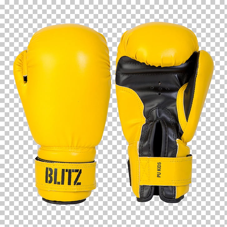 Boxing glove Driving glove, Yellow boxing gloves PNG clipart.